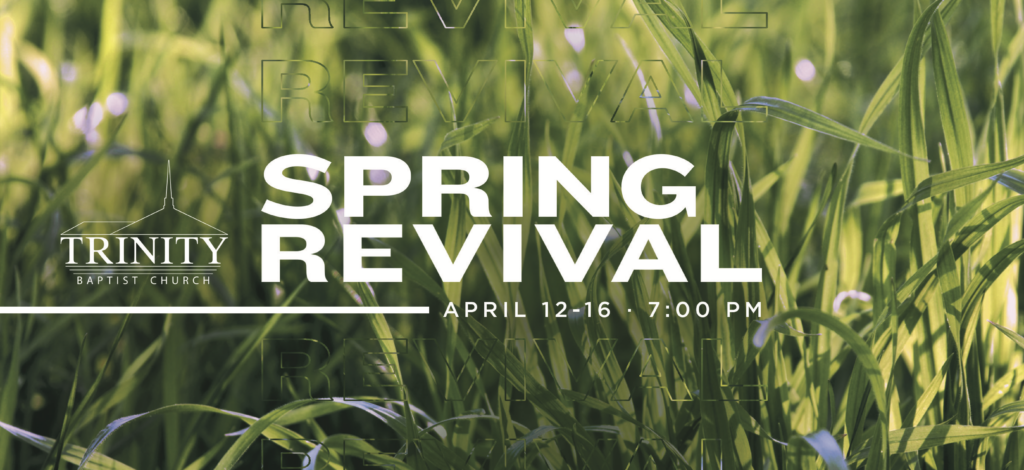 Spring Revival Dates